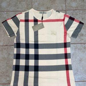 Men Burberry Shirt